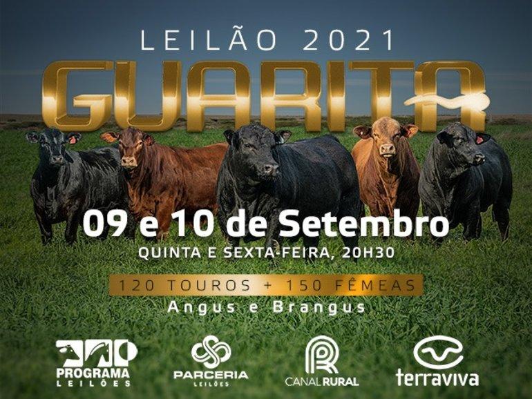 LEILÃO 2021 GUARITA