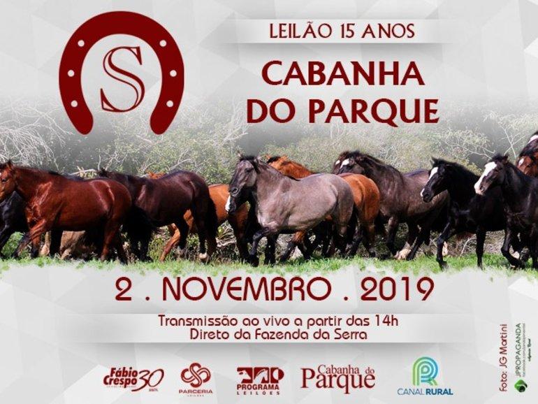 LEILÃO CABANHA DO PARQUE