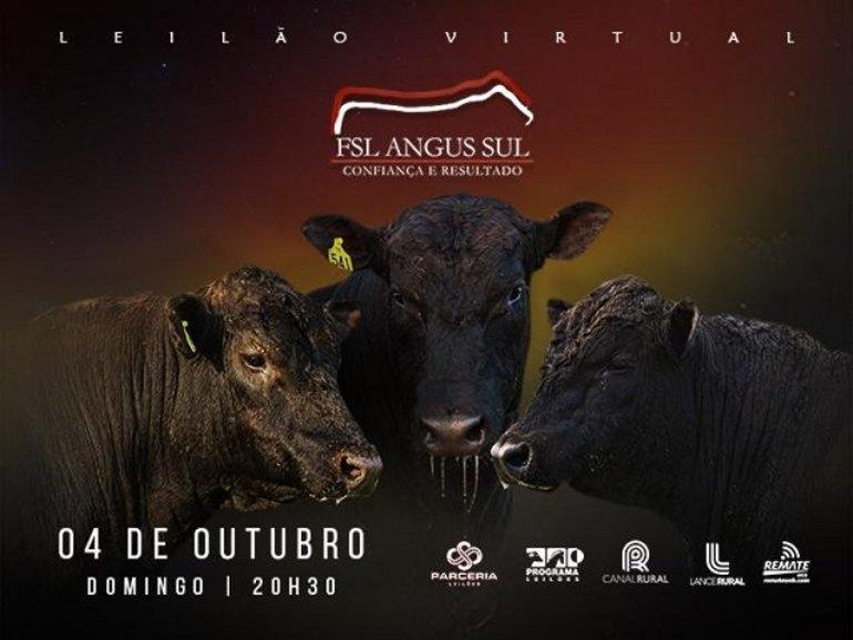 LEILÃO FSL ANGUS - CATÁLOGO
